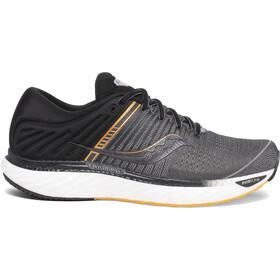 saucony Triumph 17 Shoes Men grey/black